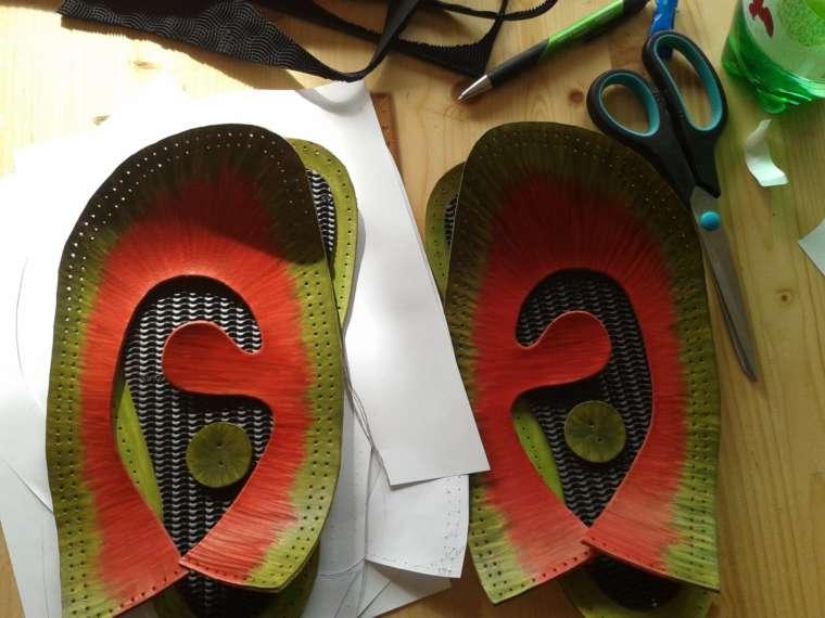 Výroba Barefoot bot pro celoroční nošení</br>30.–31. 3. 2019