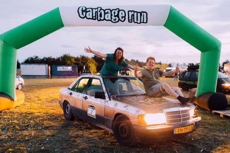 Carbage run</br>3.–4. 7. 2018