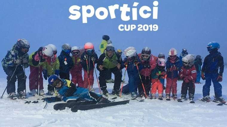 1. ročník veřejného dvojzávodu ve sjezdoslalomu VAŇKÁČ SPORTÍCI CUP – 30. 1. 2019
